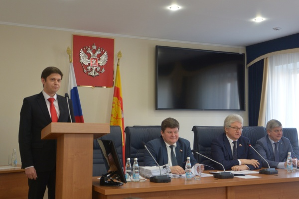 Воронежский «министр культуры» перестал исполнять обязанности