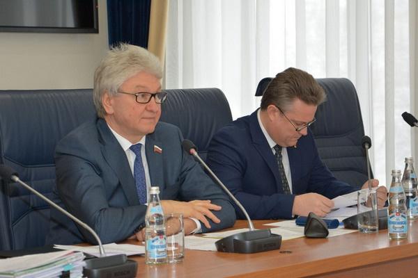 Владимир Ходырев: «Пойти в мэры Воронежа? Давайте сохраним интригу»