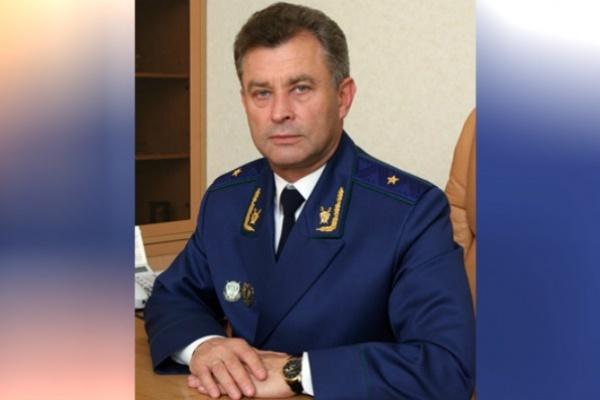 Первый зампрокурора Воронежской области Василий Хромых вышел на пенсию