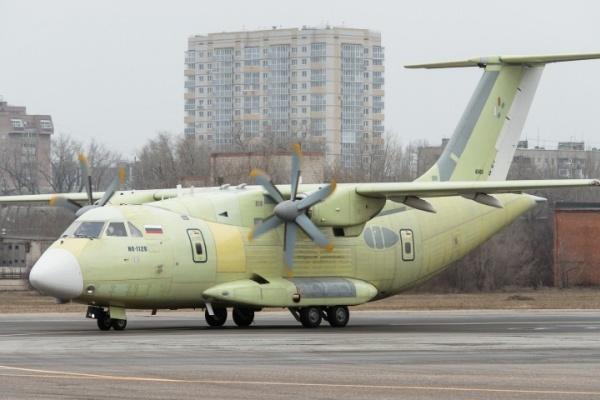 Воронежский авиазавод снова ищет подрядчика на перевооружение под Ил-112В за 198,8 млн рублей