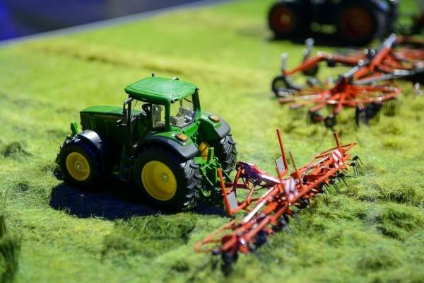 В Воронежской области может появиться кластер сельхозтехники