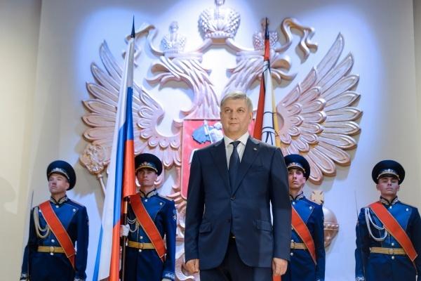Губернатор Воронежской области оценил результаты своей работы как «вполне обнадеживающие»