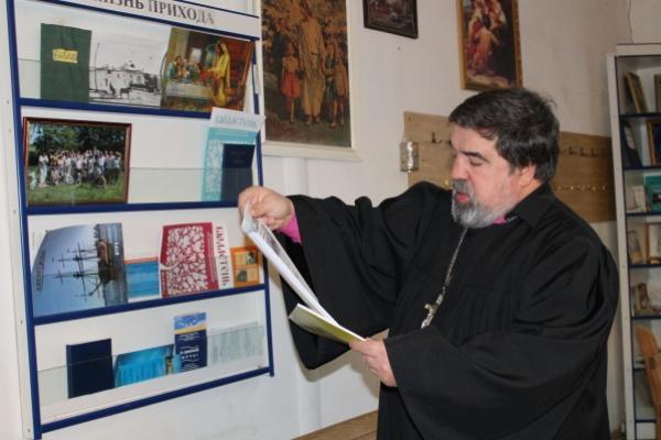 Лютеранский Епископ в Воронеже:  «Был бы я православным священником – все двери бы передо мной открылись»