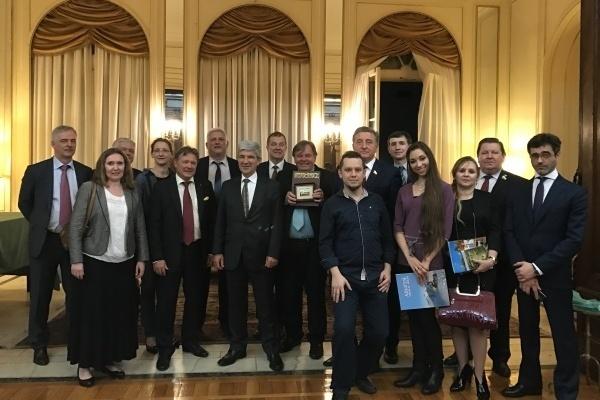 Воронежский сенатор: «Аргентина – перспективный торгово-экономический партнёр»