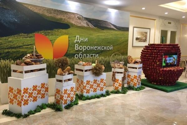 «Молвест» представил молочный кластер Воронежской области в Совете Федераций