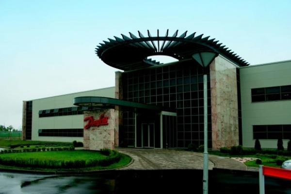 «РВК-Воронеж» укрепляет сотрудничество с концерном Danfoss