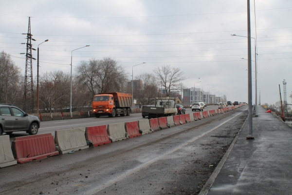Воронежский виадук на 9 Января пообещали полностью сдать к 25 декабря