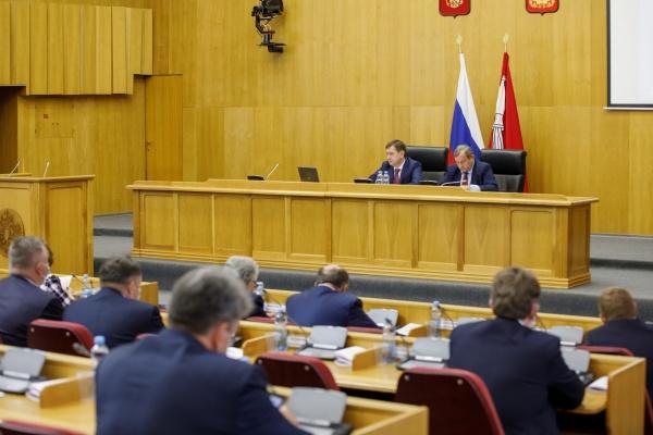 Воронежская облдума усовершенствовала законодательство о выборах