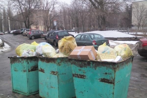 В Генеральную прокуратуру пожаловались на сброс медотходов во дворы Воронежа