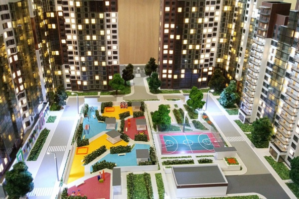ДСК представил воронежцам жилой комплекс «Современник»