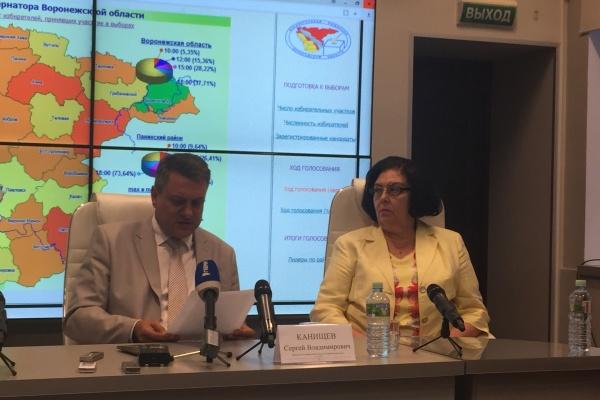 Глава воронежского облизбиркома надеется преодолеть 40-процентный барьер явки с помощью дачников