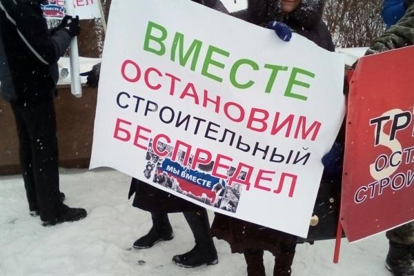 Воронежский ДИЗО  решил найти пропавший участок  земли в центре города