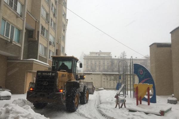В Воронеже закупят новую коммунальную спецтехнику на 119,5 млн рублей