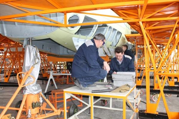 У воронежского авиазавода заказали два президентских самолета за 14 млрд рублей