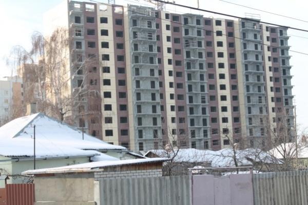 В Воронеже ожидается снижение объемов жилищного строительства