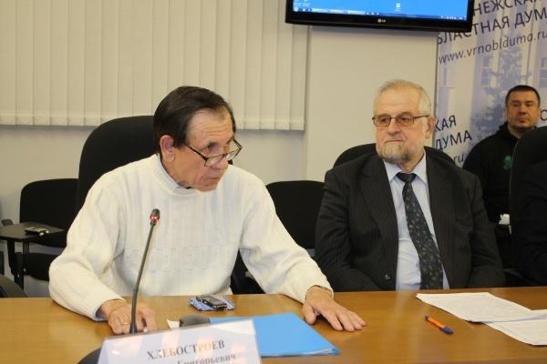 Воронежский совет по никелю при облдуме вспомнил «доисторическое прошлое»