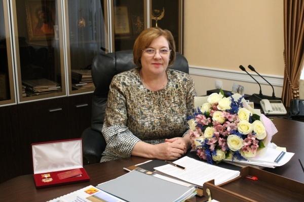 Глава Терновского района Воронежской области ушла в отставку
