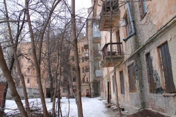 Тамбовская область оказалась в лидерах по расселению аварийных домов
