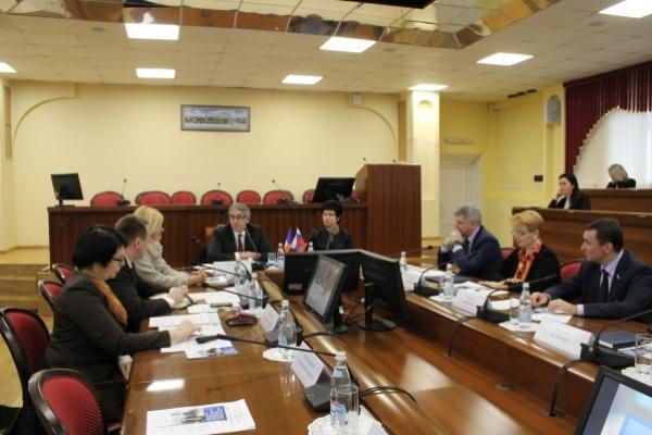 Филипп Вербер в Воронеже пообещал, что санкции не остановят переход знаний через границу
