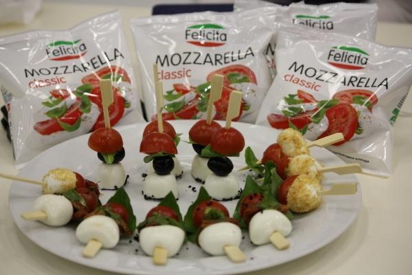 «Молвест» накормит по-итальянски!