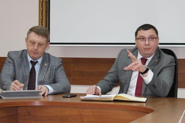 Воронежский опорный университет будет строить сам себя