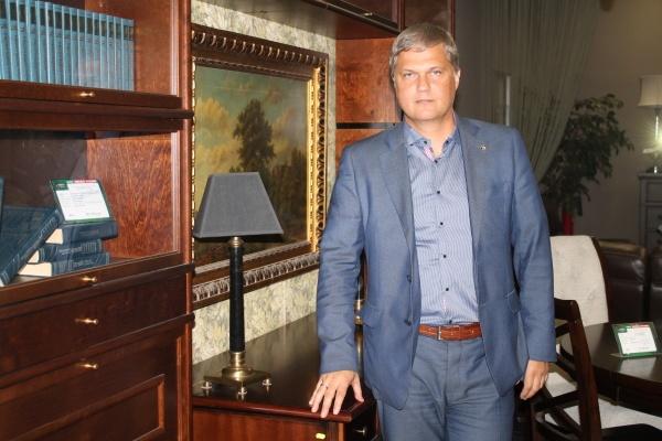 Владимир Лисовский: «В конце 90-х у воронежцев появился спрос на хорошие вещи»