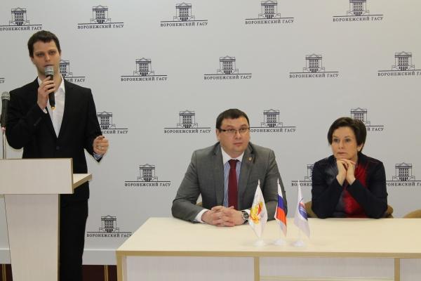 В Воронежском опорном университете состоялся «большой коммунальный день»