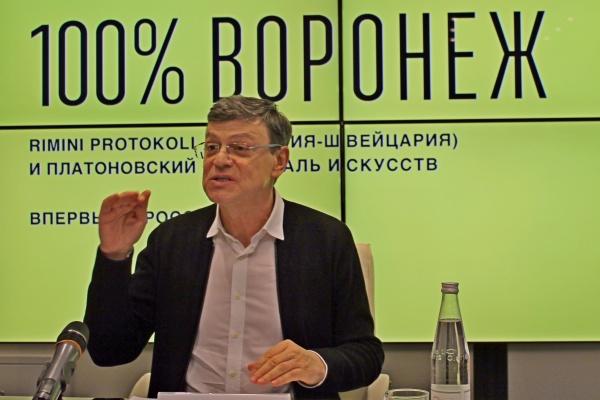 Михаил Бычков: «Новые веяния могут разрушить воронежские фестивали за несколько месяцев»