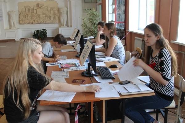 Воронежский строительный университет стал лидером приемной кампании