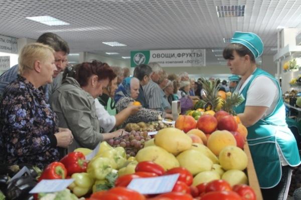 Воронежцы в городе и на селе тратят на продукты одинаково
