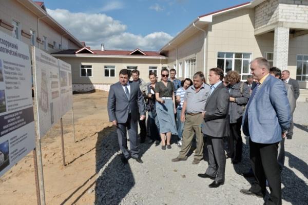 Психоневрологический интернат под Воронежем сдадут через год после пожара