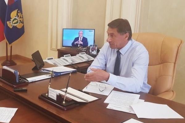 Сенаторы поддержали назначение прокурора Воронежской области заместителем Юрия Чайки