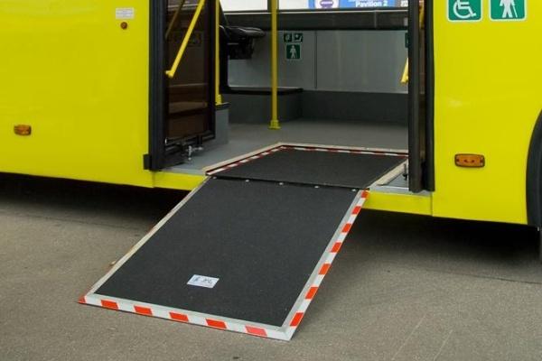Воронежские инвалиды не могут воспользоваться маршрутками