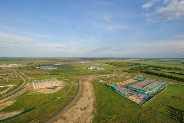 Воронежский завод «Ламплекс композит» завершает строительство первой очереди за 1,5 млрд рублей