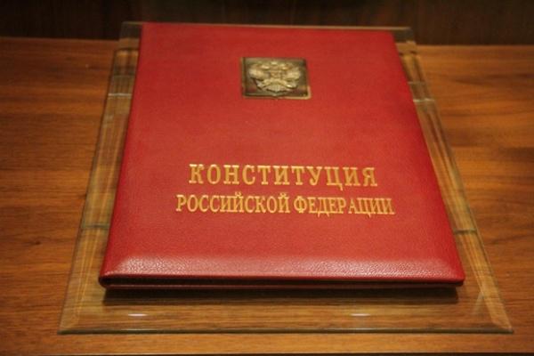 Воронежских депутатов заподозрили в подрыве Конституционного строя
