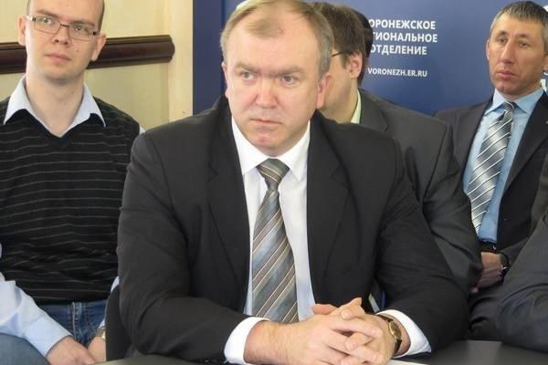 Глава воронежского социального департамента отправлен в отставку