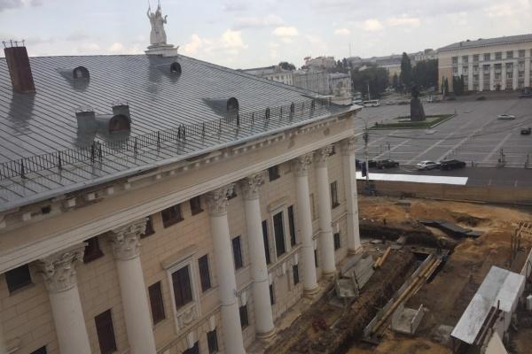 Дождались: в Воронеже одобрили концепцию обновления оперного театра