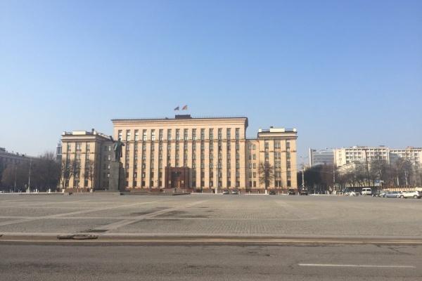 В Воронеже к 9 мая закупят светодиодный экран на площадь Ленина