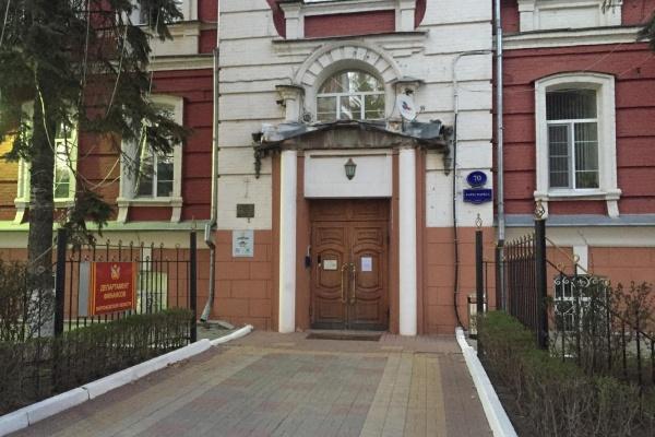 Департамент финансов Воронежской области наймет охрану за 2,3 млн рублей