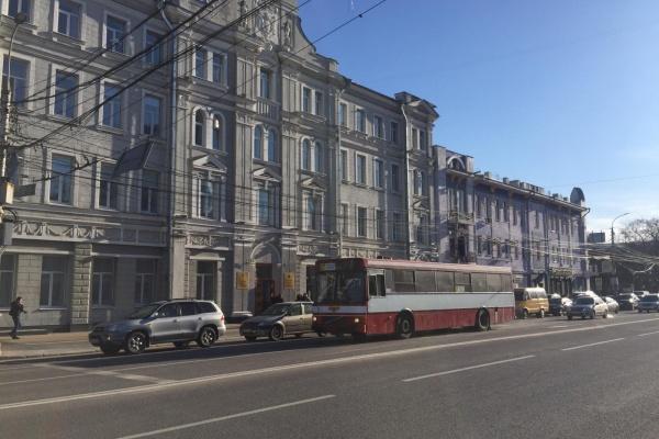 Мэрия Воронежа возьмет в кредит 1,9 млрд рублей