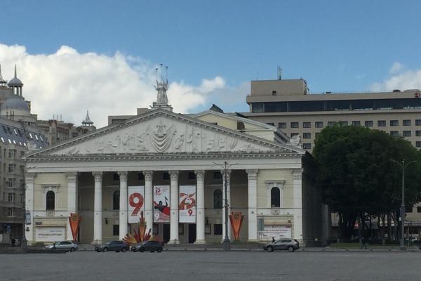 В Воронеже нашли проектировщика для подсобки оперного театра