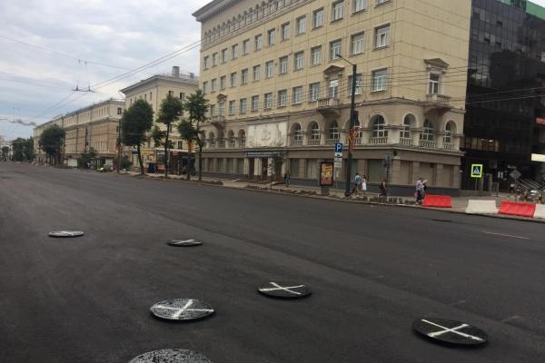 Проект обновления проспекта Революции разработает воронежское бюро