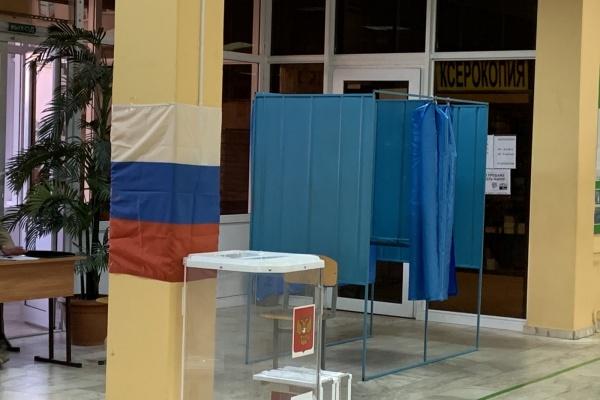 На парламентских выборах в Воронежской области явка дотянула до 42,9%