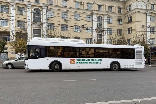 Мэр Воронежа обозначил перевозчикам приоритеты транспортной реформы