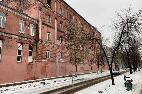 В Воронеже чиновники спохватились защитить от сноса разрушенный хлебозавод