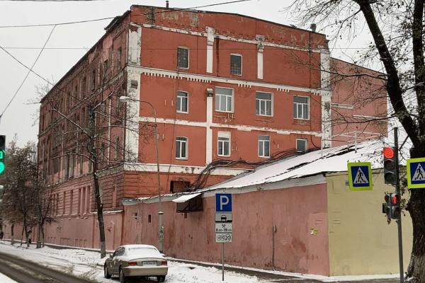 В Воронеже снесенный хлебозавод признали утратившим культурную ценность