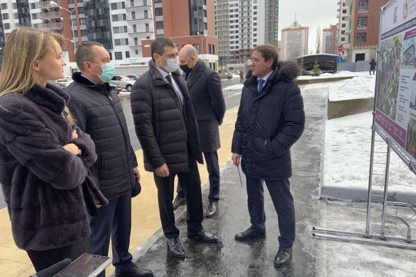 В Воронеже ДСК спорят с МРСК и Газпромом по «яблоневым садам»