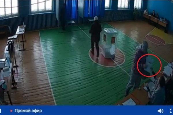 Воронежский облизбирком досмотрел видео о нарушениях на выборах президента