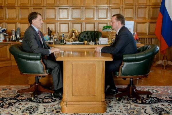 Губернатор «поддержал» главу Борисоглебска, пожелавшего оставить свой пост