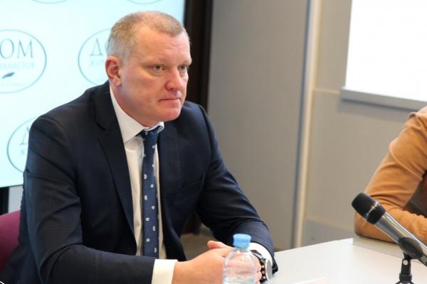 Бывший глава департамента облправительства стал помощником ректора воронежского вуза
